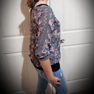 Maurices Tops - NWT Maurices sheer top